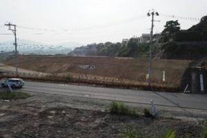 ③気仙沼 魚市場前地区 宅地仕上げ高さTP3.9m