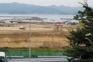 ⑦南三陸町 造成高さ海抜10.6m
