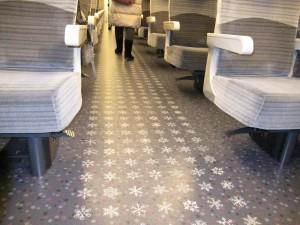 床のデザイン